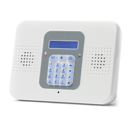 microLARM maakt gebruik van Commpact voor alarmsystemen