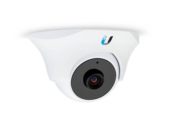 microCAM maakt gebruik van de Unify Dome beveillingingscamera